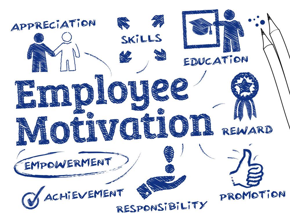 employee motivation image
